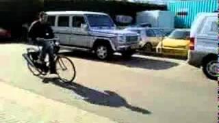 Ghostrider fiets