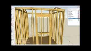 Shed Wall Layout And Framing Basics Part Two