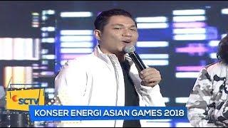 Armada Band Pergi Pagi Pulang Pagi Konser Energi Asian Games