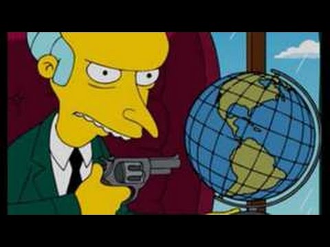 The Simpsons ~ GOD Bible Book ~ Flat Earth Under The Dome Bruce Willis ~ Nasa Farts~Cartoons Movies thumbnail