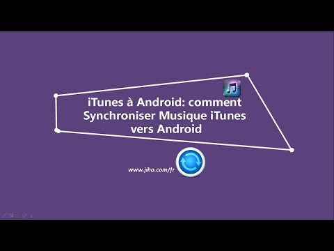 Comment Synchroniser Musique iTunes vers Android