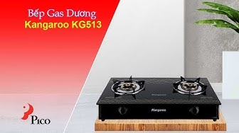 Bếp Gas Dương Kangaroo KG513- Pico.vn
