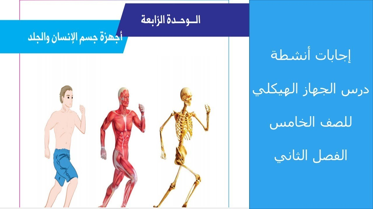 تحميل كتاب جسم الانسان