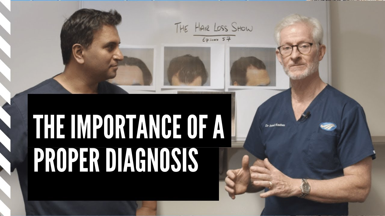 The Importance of Diagnosing Hair Loss - A Cautionary Tale