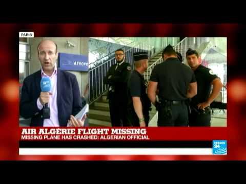 FRANCE 24's Douglas Herbert reports from Paris' CDG airport