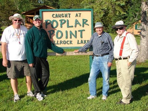Poplar Point, Red Lake Ontario  - June 2009