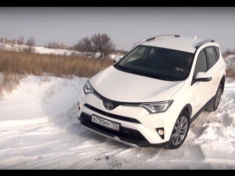Toyota RAV4 2015: что принес рестайлинг?