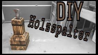 holzspalter selber bauen 14 folge repair mehr. Black Bedroom Furniture Sets. Home Design Ideas