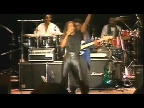 Eddy Grant - Hello Africa (Live in London '86.)