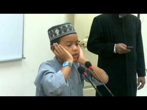 Aman Azan di Masjid Al-Ghaffar Jasin Sempena hari Kelahiran TYT Melaka ke -74