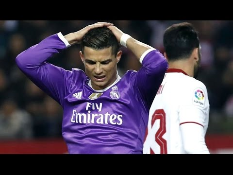 Sevilla 2-1 Real Madrid | Goles | COPE | 15/01/2017