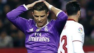 Sevilla 2-1 Real Madrid   Goles   COPE   15/01/2017