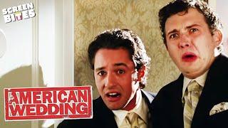 Stifler Sleeps With Granny   American Wedding   SceneScreen