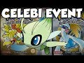 How To Get Gold / Silver CELEBI EVENT POKEMON!