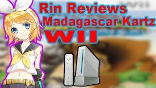 Rin Reviews Madagascar Kartz (WII)