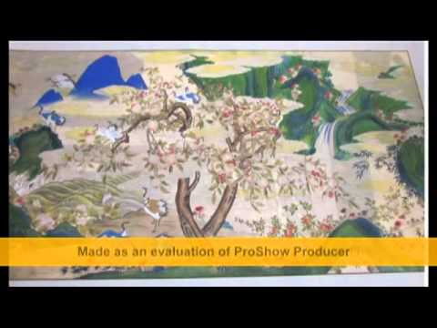 KOREAN PAINTING COLLECTION (Part 1)