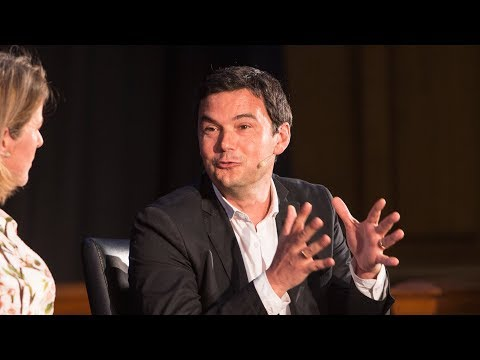 Piketty: 'I Want To Contribute To A Democratization Of Economic Knowledge'