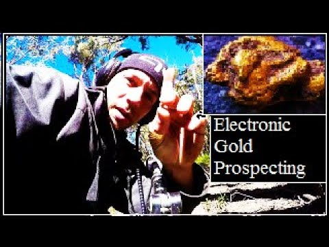 Electronic  Gold Prospecting: Modern Pulse Induction Detectors: & Performance Boosting
