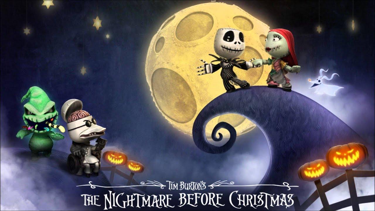 LittleBigPlanet The Nightmare Before Christmas OST - Sleepy ...