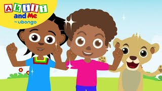 I Believe in Myself   Kids Health with Akili and Me   African Educational Cartoons