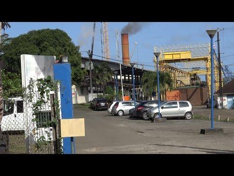 REPORTAGE : Usine du Galion à Trinité, Martinique - MadininaTV.com