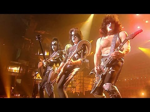 Kiss - Detroit Rock City 2006 Live Video