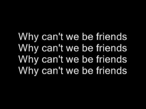 Smash Mouth - Why Can't We Be Friends