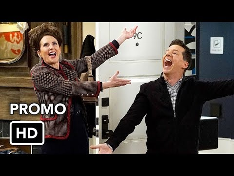 """Will & Grace 9x03 Promo """"Emergency Contact"""" (HD)"""