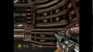 Turok 2 - Seeds of Evil: Level 6 - Primagens Lightship [HD]
