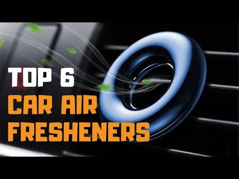 Best Car Air Freshener In 2019 - Top 6 Car Air Fresheners Review