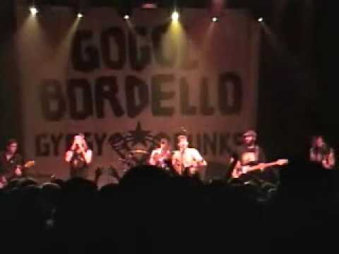 Gogol Bordello   9:30 Club w/ Valient Thorr cameo