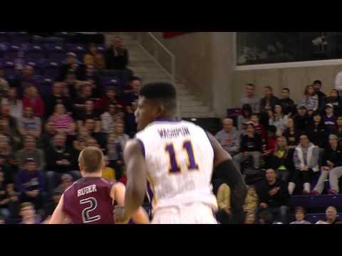 Missouri State vs. UNI men's basketball - Wes Washpun score