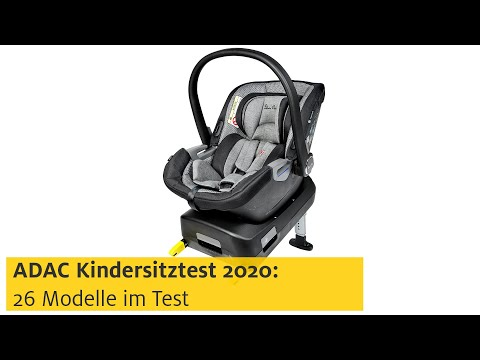 Kindersitztest 2020 |