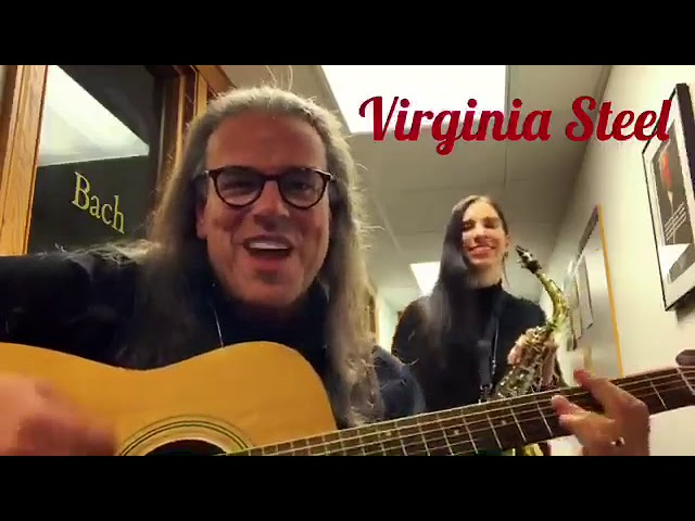 Treat Her Right - Virginia Steel Cover