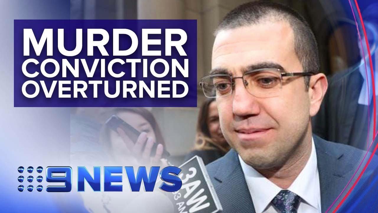 Man jailed for gangland killing walks free in wake of Lawyer X scandal |  Nine News Australia