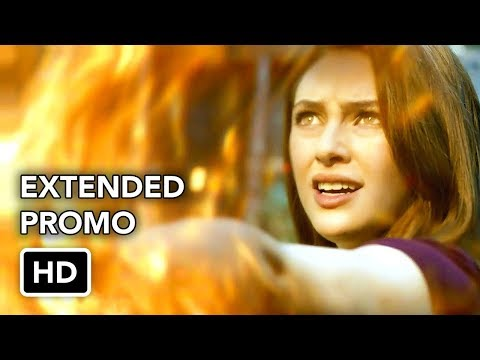 """Legacies 1x08 Extended Promo """"Maybe I Should Start From The End"""" (HD) The Originals spinoff"""