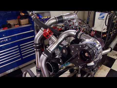 Small Block Chevy Build Stage 3: 383 Becomes A 406 To Make Mega Horsepower - Engine Power S3, E14