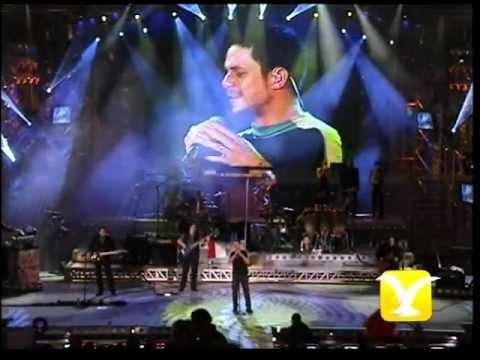 Alejandro Sanz, Amiga mía, Festival de Viña 2001