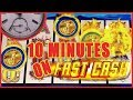 ▶▶ F A💲T 💰 CA💲 H ◀◀ 10 Minutes of Solid Play at Pala Casino ✦ Slot Machines w Brian Christopher