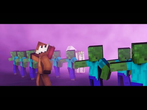 "♫""Zombie Bling"" - A Minecraft Parody of Drake's Hotline Bling (Minecraft Song)♫"