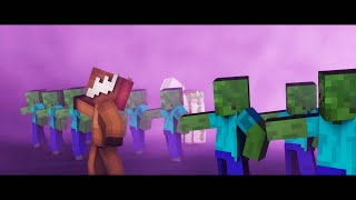 "♫""zombie bling"" a minecraft parody of drakes hotline bling minecraft song ♫"