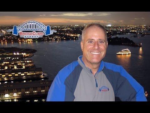 Harbour Bridge Climb - Sydney Australia