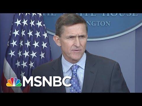 Rpts: President Trump Lawyer John Dowd Talked Pardons For Flynn & Manafort | The 11th Hour | MSNBC