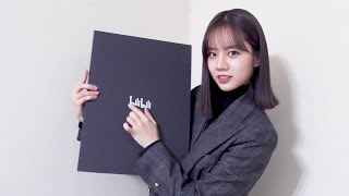 210110 [Bilibili] Girl's Day Hyeri unboxing silver play …