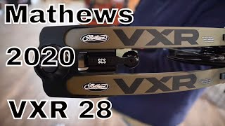 Mathews 2020 VXR 28 Product Test Review by Mike's Archery