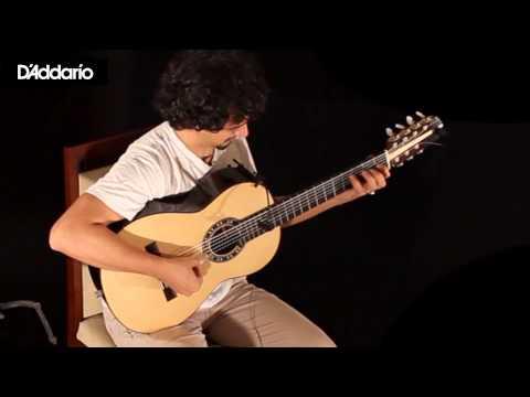 Teste D'Addario - Gian Correa