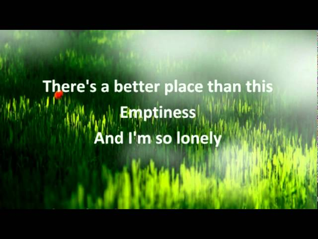 Emptiness Lonely Rohan Rathore Iit Video Song With Lyrics Tune