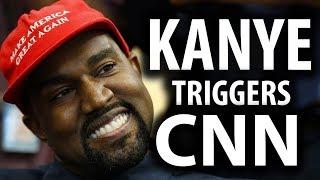 Kanye West Triggers CNN's Don Lemon