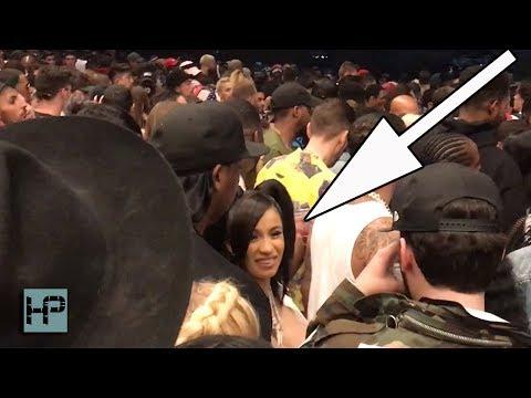 Pregnant Cardi B Braves the Coachella Crowds to Watch Migos Set Mp3