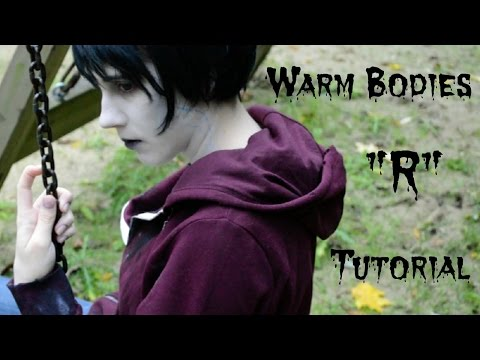 Warm Bodies R Makeup and Costume Tutorial | Cosplay